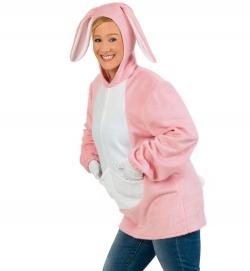Hase Bunny Rabbit Oberteil mit Kapuze