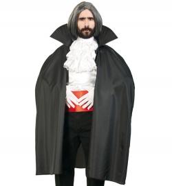 Vampir Umhang Überwurf Drogo mit Stehkragen