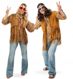 Hippie,  Weste