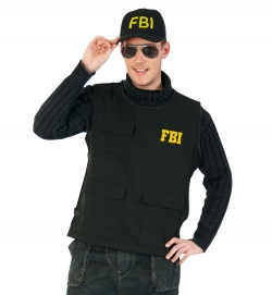 FBI Agent Weste Uniform