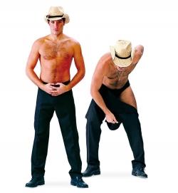 Stripper Hose Fasching Verkleidung
