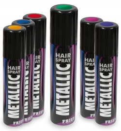 Hairspray Metallic, 100 ml