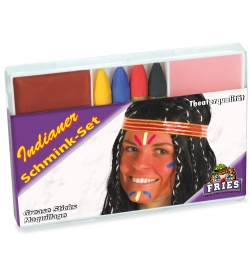 Schminkset Indianer, 26g