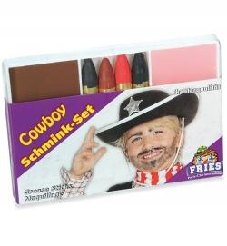 Schminkset Cowboy