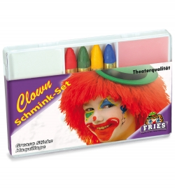 Schminkset Clown, 26g