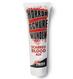 Scarred Blood, Paste Schürfwunde, 25 ml