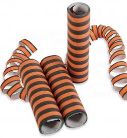 Luftschlangen Halloween, 3 Stück