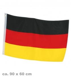 Deutschland Fahne Flagge 60 x 90 cm