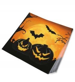 Servietten Halloween, Inhalt: 20 Stück
