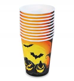 Becher Halloween, Inhalt: 10 Stück