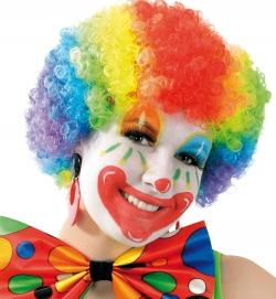 Hair Perücke Rainbow bunt