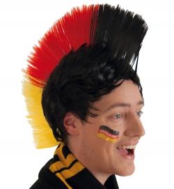 Fan Irokes Deutschland Perücke Germany