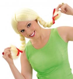 Perücke Karlinchen, blond