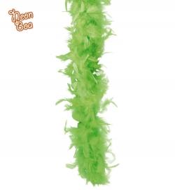 Federboa Neon grün