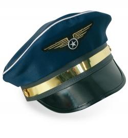 Pilotenmütze, Gr. 58 cm