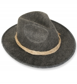 Hut mit Kordel, Gr. 59 cm