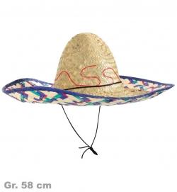 Sombrero El Taco, Gr. 58 cm