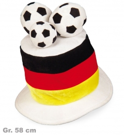 Deutschland Fußball Hut