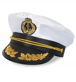 Mütze Kapitän de Luxe, Gr. 58 cm