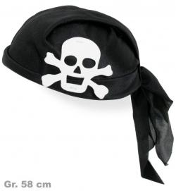 Piraten-Haube, Gr. 58 cm