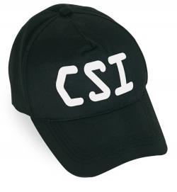 Basecap CSI, Gr. 55 cm - Gr. 60 cm variabel