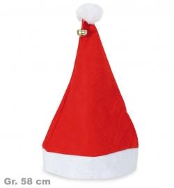 Nikolausmütze mit Glocke