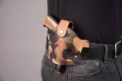 Pistolentasche Camouflage
