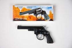 Schwarze Pistole für Polizisten