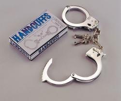 Handschellen für Sheriff oder Polizei
