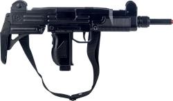 Maschinenpistole M-134, Metall, 12-Schuss