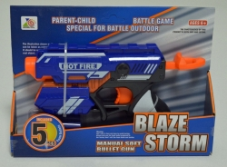 Soft Shooter Pistole HOT FIRE