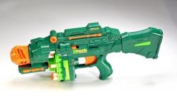 Soft Shooter Gewehr SHOCK, Rundmagazin