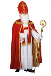 Bischofskostüm Unterkleid Albe