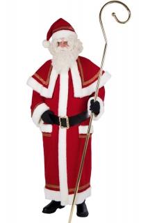 Weihnachts Mantel Nikolaus mit Pellerine