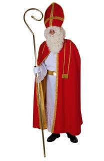 Bischof Heiliger Sankt Nikolaus Komplettkostüm