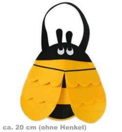 Handtasche flotte Biene