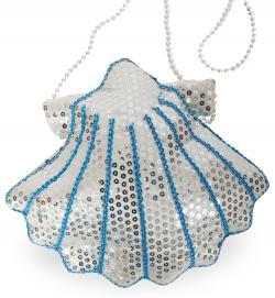 Tasche Meerjungfrau, ca. 25 x 28 cm