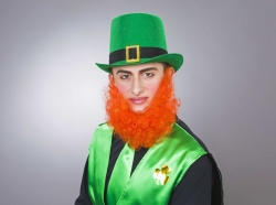 Lockenbart St. Patrick, orange