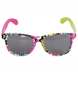 Brille Pop Art