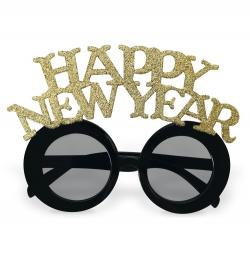 Brille Happy New Year