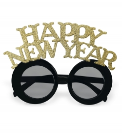 Brille Happy New Year