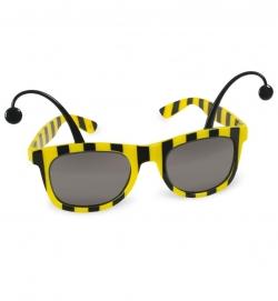 Faschingsbrille flotte Biene