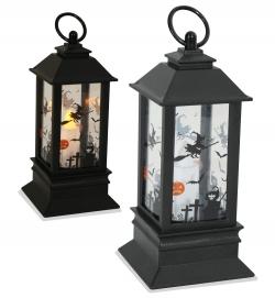 Halloweenlampe Grablicht