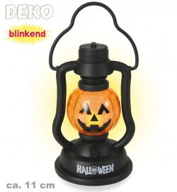 Halloween Kürbis Lampe