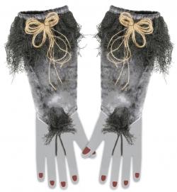 Hexen Zombie Handschuhe