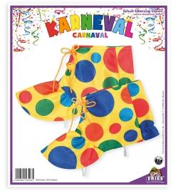 Clown Überzug-Schuhe