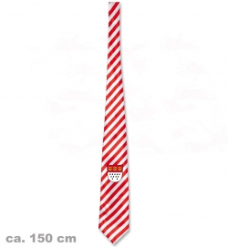 Krawatte Köln, ca. 150 cm
