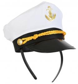 Haarreif Seefahrt, Kapitän (Fascinator)