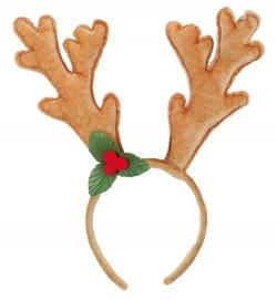 Haarreif Rentier Weihnachten