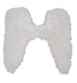 Engelsflügel weiß 55 cm